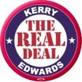 Real Deal Kerry/Edwards 2004 Button