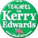 Teachers for Kerry Button