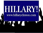 Hillary-Rally12x18 2 sides