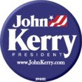 John Kerry for President 2 1/4 in Button