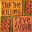 """Save Sudan"" Handmade Collector's Pin"