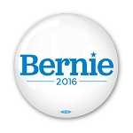 Bernie - Button - 2 1/4