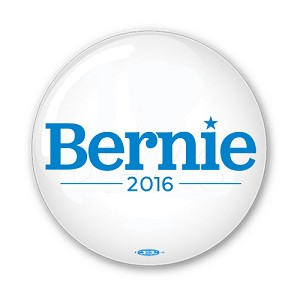 "Bernie - Button - 2 1/4"" round"