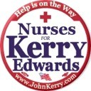 Nurses for Kerry Button