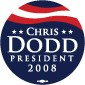 Dodd 2008 1 1/2 in. Button