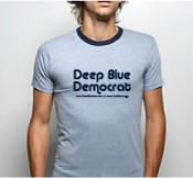 Deep Blue Democrat